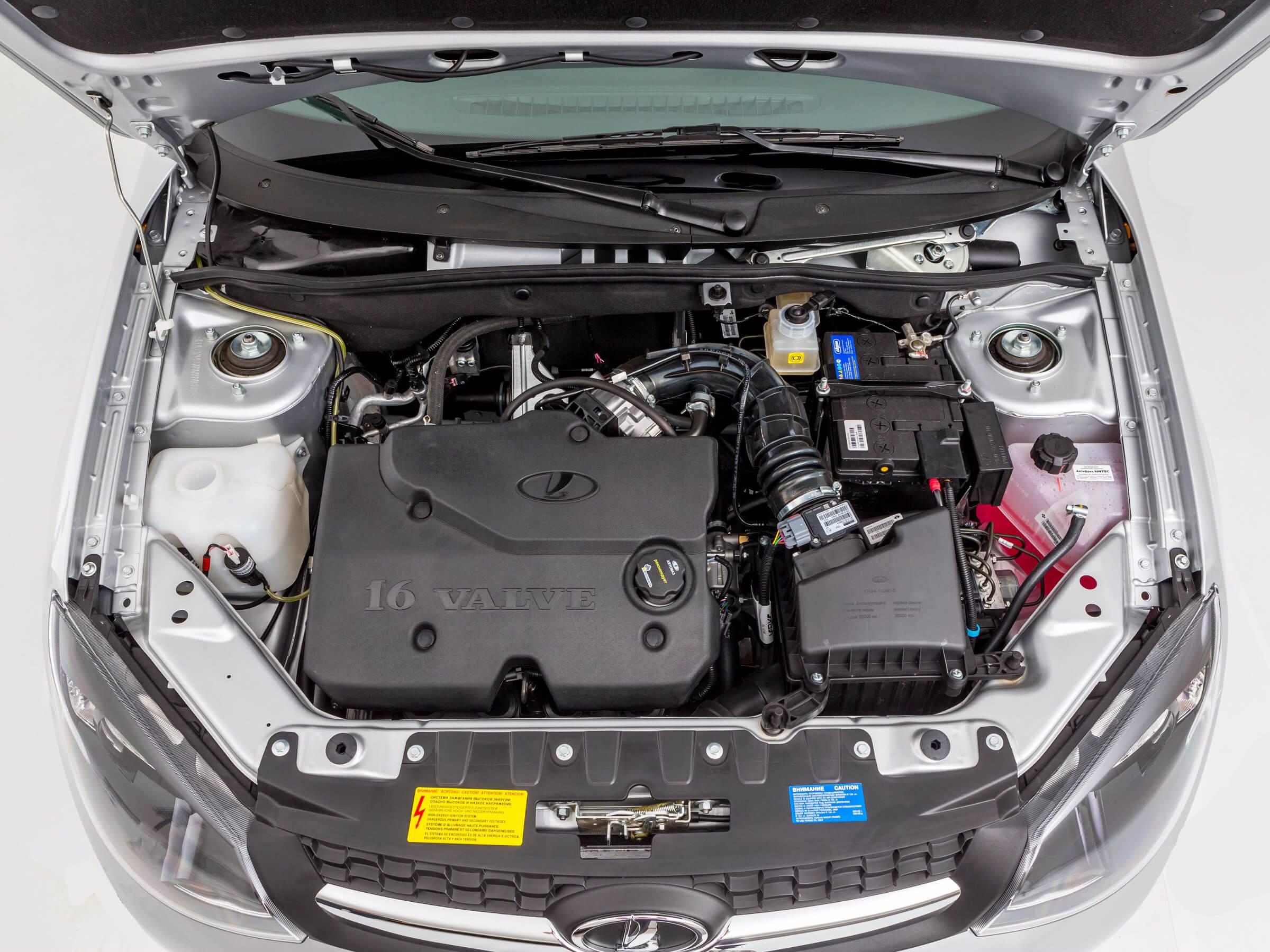 Двигатель модели универсал