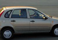 Технические характеристики автомобиля Лада Калина 11183