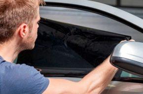Тонировка стекол автомобиля – условия для каждого стекла
