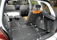 Каков объем багажника у автомобиля Калина универсал и хэтчбек