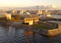 Инфраструктура Ленинградской области составит конкуренцию портам Прибалтики