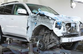 Преимущества кузовного ремонта в МКЦ «Кореана»