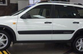 Автомобиль Лада Калина Кросс для россиян