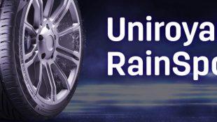 Автошины Uniroyal RainSport 5 для любителей скоростной езды: краткий обзор