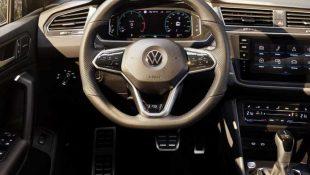 Обустройство салона машины Volkswagen